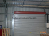 Almacén compuesto de la fábrica de la estructura de acero de la luz de los paneles del cemento