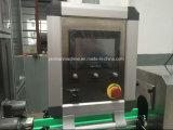 Automatische Haustier-Flaschenkapsel Belüftung-Kennsatz-Hülsen-Maschinen-Schutzkappen-Dichtungs-Maschine