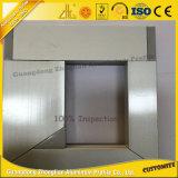 Profilo di alluminio di CNC di taglio di alta precisione con CNC lavorato