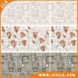 Baumaterial-Minqing glasig-glänzende glatter Tintenstrahl-keramische Wand-Fliese