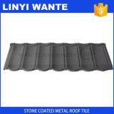 Mattonelle di tetto rivestite del metallo della pietra variopinta eccellente di resistenza al fuoco