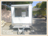 Finished novo de Ys-Fb290b! Reboque do alimento do carro do cão quente de Foodtruck