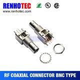 Тип женский кабельный соединитель Crimp BNC для Rg179 Rg316