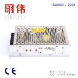 S-50-24 gestionnaire de pouvoir du gestionnaire 12V 4A de la source 12V 50W DEL du bloc d'alimentation SMP