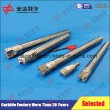 Boorstaaf van de Trilling van het carbide de Anti voor CNC de Machine van het Malen