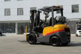 De ingevoerde Japanse Vorkheftruck van LPG van de Motor 3.5t verkoopt goed in Doubai