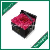 Contenitore di regalo ondulato del fiore e scanalatura (FP0200018)