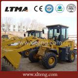 中国1.5トンの販売のための小型サイズブームのローダー