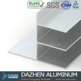 공장 알루미늄 나이지리아 Windows 여닫이 창 미닫이 문 알루미늄 단면도