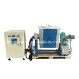 Mittelfrequenzinduktions-schmelzender Ofen für das Aluminium-Schmelzen (GYM-40KW)