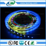 Tiras ideales mágicas del color IC1903 SMD5050 DC12V RGB LED