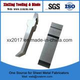 Tooling загиба, гибочный штамп, лезвие на тормозе давления, ножах складчатости