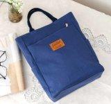 Shopping&Promotion (FLY-LT075)のためのカスタマイズされた方法綿のハンドバッグ
