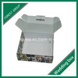 Querstreifen-oberstes faltbares Kleid-verpackenkasten (FP0200073)