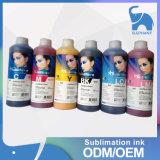 Korea-Qualitäts-Farbe Sublinova Sublimation-Wasser-Übergangsdruckerschwärze