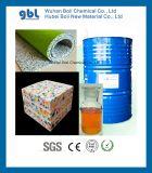 Adesivo del poliuretano del fornitore GBL della Cina per lo strato della gomma piuma di Rebond