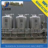 乳製品機械のための自動CIPのクリーニングシステム(CIP)