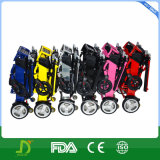 cadeira de rodas 180W elétrica portátil de pouco peso com bateria de lítio