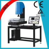 Máquina de prueba de medición del automóvil 2D/3D de la visión elegante del CNC a la cuesta/a la zanja redonda/mala
