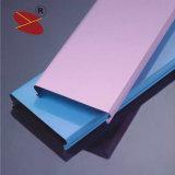 Heißer Verkauf verschob Aluminiumstreifen-Decken-Innendekoration