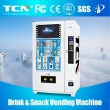 Máquina expendedora automática del LCD de los media completos de la pantalla para la bebida