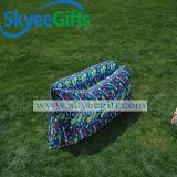 新式の膨脹可能で不精なソファーの豆のバナナの寝袋の空気ソファー