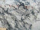 Neues Produkt-Quintessenz-Stein-Fußboden-Fliese-Grau-Marmor