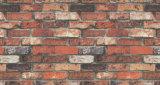 Pedra do papel de parede da decoração 3D da HOME do preço de China com largura larga de 1.06m