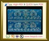 Placa Multilayer do PWB do protótipo da placa de circuito impresso da eletrônica do OEM 2-28 para o amplificador do carro