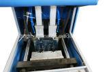 Машина изготавливания бутылки Semi автоматического дуновения отливая в форму