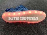Sapatas recarregáveis do diodo emissor de luz