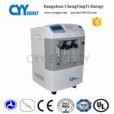 Concentrador portátil do oxigênio da alta qualidade do equipamento médico