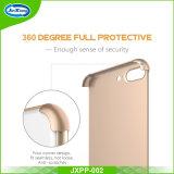 360度の完全なカバー保護堅いパソコンのiPhone 7の緩和されたガラスが付いている耐震性の携帯電話の箱のための工場価格