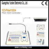 Controlador 1024 do piloto de Ligting do estágio da canaleta de 1024 DMX