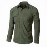 Chemise à séchage rapide de chemise de mode de type de l'été 511 longue
