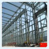 Grande construction de bâti en acier d'envergure pour l'entrepôt ou l'atelier