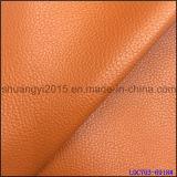 Выбейте кожу Microfiber для высокого качества ботинок