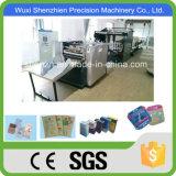 Sac de papier de Wuxi emballage de stand de GV faisant la machine