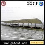 Tienda impermeable al aire libre del garage del coche de la tienda del estacionamiento del coche de la tienda del Carport para 12 coches