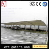 Напольный Rainproof шатер гаража автомобиля шатра стоянкы автомобилей автомобиля шатра автопарка для 12 автомобилей