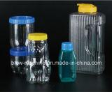 3 máquina del moldeo por insuflación de aire comprimido del estiramiento de las cavidades 0.2L-0.7L