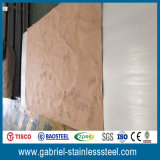 Толщина 7.0mm металлического листа нержавеющей стали отделки No 1 качества Ss304 Baosteel основная