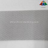 袋のための2インチの銀製灰色の特別なあや織りのナイロンウェビング