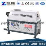 Выправлять и автомат для резки штанги CNC высокой эффективности стальной