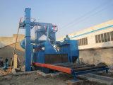 Machine extérieure de nettoyage de soufflage de sable Caténaire-Par l'entremise d'Abrator