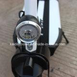 2 Rad-preiswerter Aluminiumlegierung-faltbarer elektrischer Roller für Erwachsenen