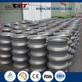 Cerchione di alluminio della lega del camion di qualità superiore di Obt 24.5