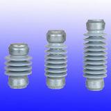 Norme ANSI solide Tr208 approuvé d'isolant de porcelaine de station de faisceau