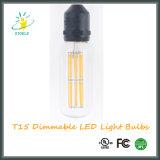 Ampoules de filament de l'ampoule DEL de Stoele T15/T45 Dimmable Edison