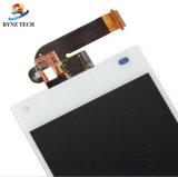 소니 Z5 소형 스크린 전시를 위한 이동 전화 접촉 LCD